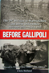 Before Gallipoli